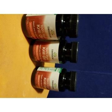 Swanson Olej z Kryla (Krill Oil) 500 mg 60 kapsułe