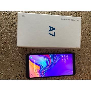 Samsung galaxy A7 64gb UŻYWANY !!!