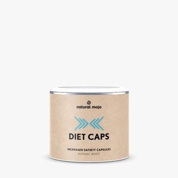 Kapsułki Diet CAPS natural mojo błonnik dziwidło