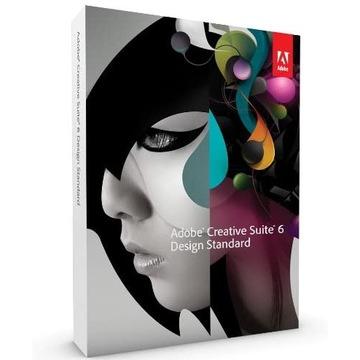 Adobe Design Standard CS6 Win/Mac PL