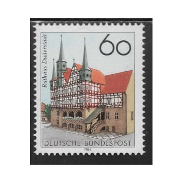 RFN 750 lat ratuszu w Duderstadt