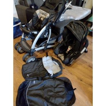Wózek Graco Comfort Tracker 3w1