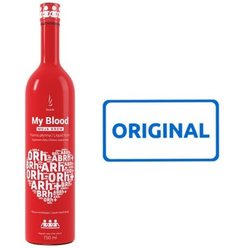 DuoLife My Blood Moja Krew 750 ml