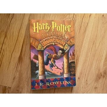Harry Potter i Kamień Filozoficzny niepoprawione!