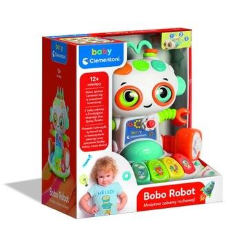 Clementoni Baby Robo Robot interaktywny