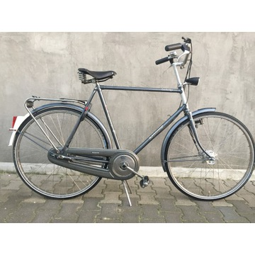 Holenderski rower męski klasyk BATAVUS Gazelle 28