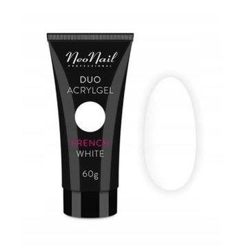 Neonail duo acrylgel french white 60g