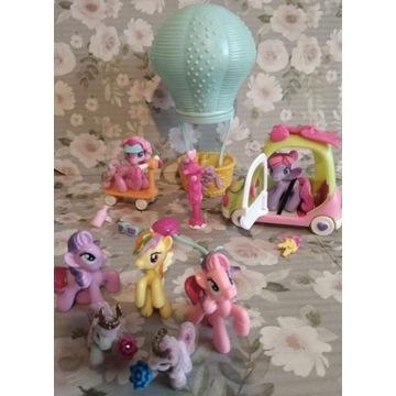 My Little Pony-środki transportu