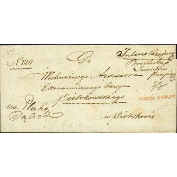 Królestwo Polskie - Plecka Dąbrowa (Kutno) - 1860