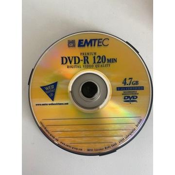 DVD - R 4.7gb 120min 14 sztuk