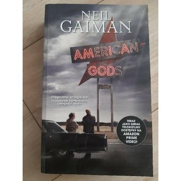 Neil Gaiman - Amerykańscy Bogowie