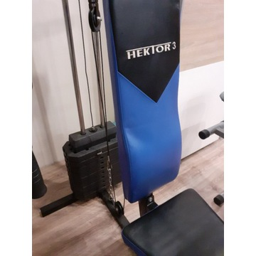 Atlas do ćwiczeń HEKTOR 3 odbiór ** Lubin * Wołów