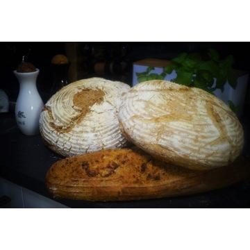 Tradycyjny chleb na zakwasie 50 letni zakwas