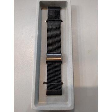 Bransoletka czarna Samsung Gear S2 Classic 20/204