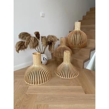 Lampy drewniane Rapa MAXlight inspirowane Secto