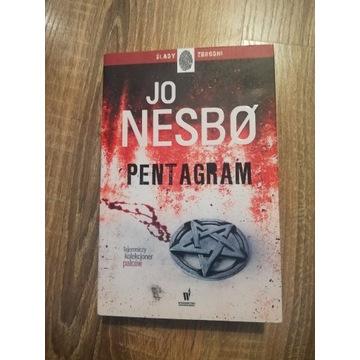 Książka Jo Nesbo Pentagram