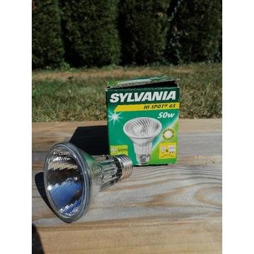 Sylvania HI-SPOT 63 50W 10° E27 230V NOWE