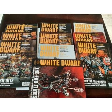 WHITE DWARF WEEKLY - na sztuki ! TANIO !!!