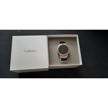 MOBVOI TicWatch C2 Rose Gold NFC Wear OS