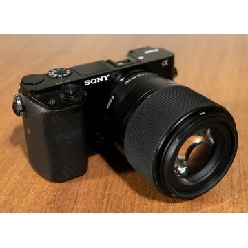 Aparat Sony a6000