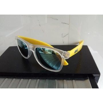 Okulary przeciwsłoneczne z serii gadżetów RMF