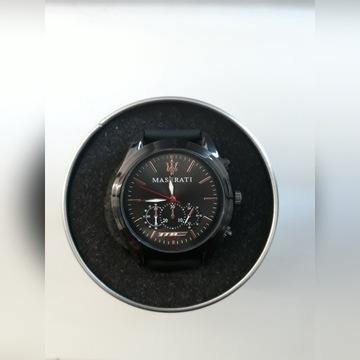 Zegarek męski Maserati +pudełko