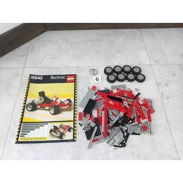 Lego 8842 Go-Cart Technik