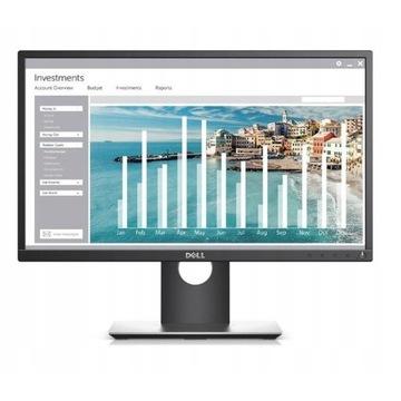 Monitor Dell 22'' P2217 LED HDMI USB 3.0 KLASA A