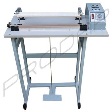 Zgrzewarka nożna 40cm 400mm do worków rękawa