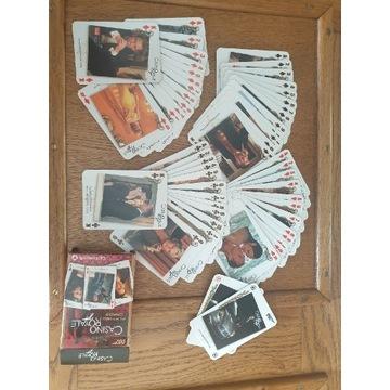 Karty do gry Casino Royale