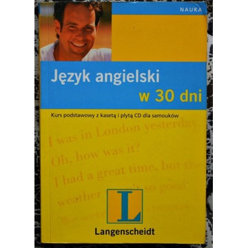 Język angielski w 30 dni. Langenscheidt