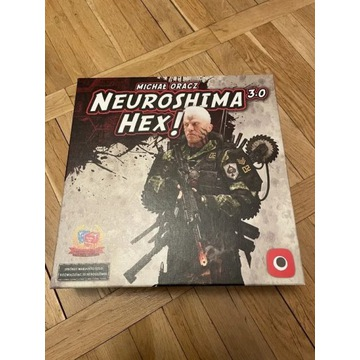 Neuroshima Hex! 3.0 - gra planszowa
