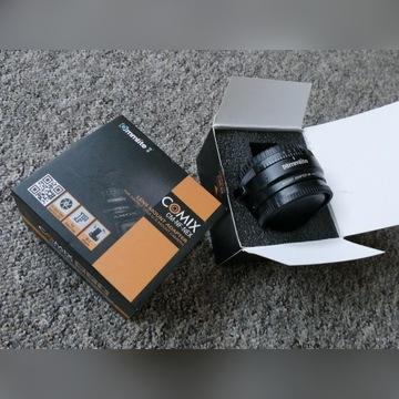 Adapter Nikon F - sony nex , E - mount