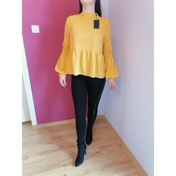 Bluzka szerokie rękawy Fashion union roz. . 38