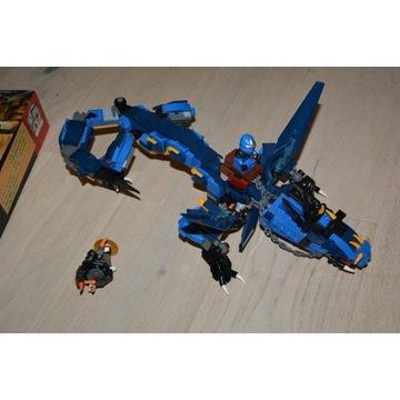 Lego 70625 Ninjago smok
