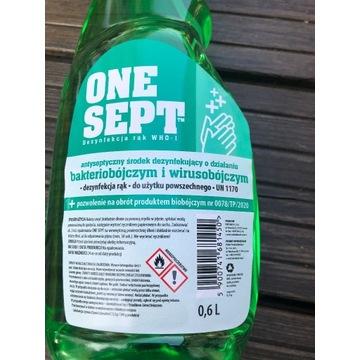 ONE Sept-płyn do dezynfekcji rąk