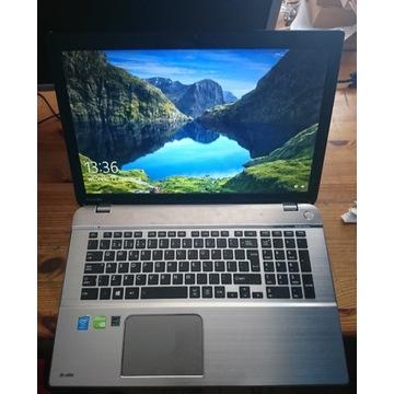 Laptop 17.3″ i7 4700MQ GT745M 16GB DDR3, SSD+HDD