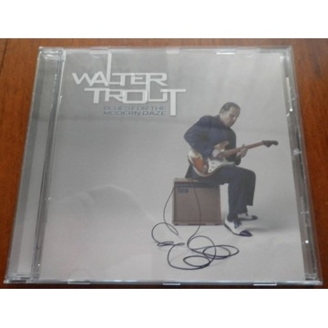 WALTER TROUT - Blues For The Modern Daze - CD