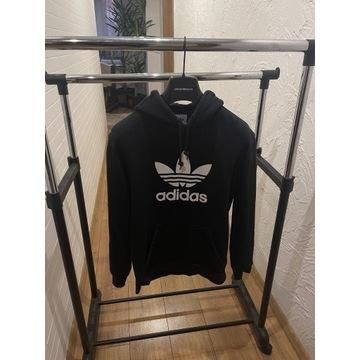 Bluza z kapturem Treofil Adidas Originals Czarna r