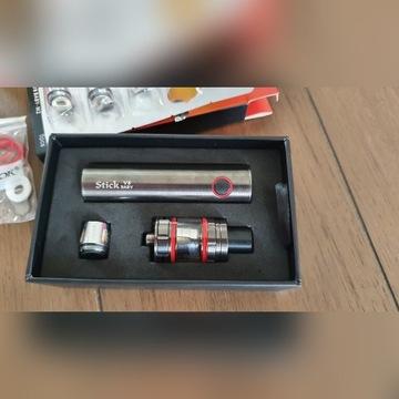 SMOK V8 Baby Stick komplat plus dodatki