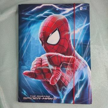 Teczka z gumką A4 Spider Man