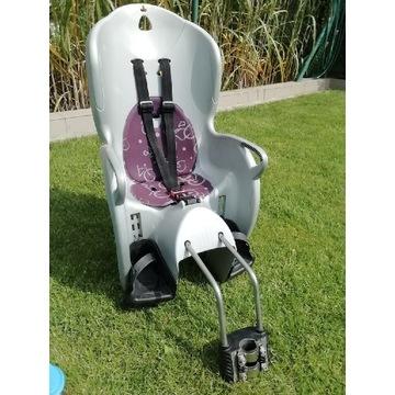 Fotelik rowerowy na ramę dla dziecka