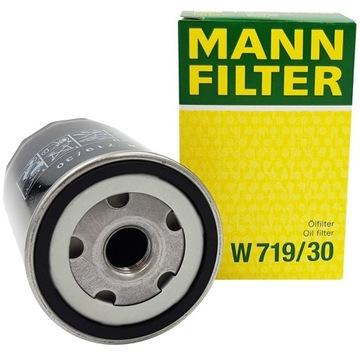 Filtr oleju MANN FILTER W 719/30