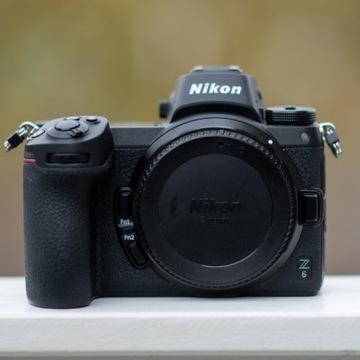 Nikon Z6 12 miesięcy