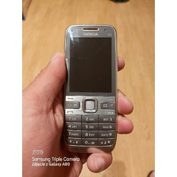 Nokia e52 ładny stan sprawna bez sim locka