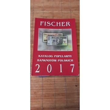 Katalog banknotów polskich 2017
