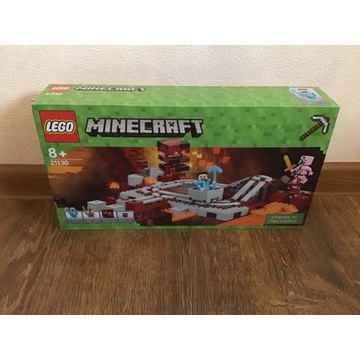 Lego Minecraft 21130 Krakow śląskie opolskie