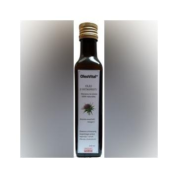 Olej z ostropestu zimnotłoczony 250ml OleoVital