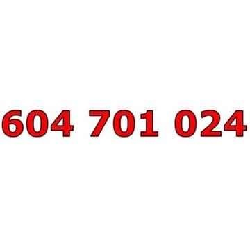 604 701 024 T-MOBILE ZŁOTY ŁATWY NUMER STARTER