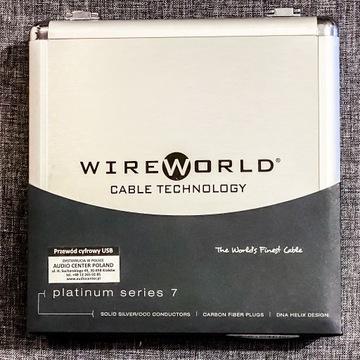 Kabel USB 2.0 Audio Wireworld Platinum Series 7